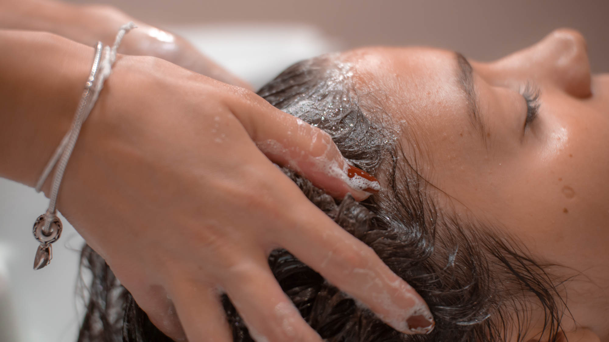 stranamente parrucchieri Shampoo