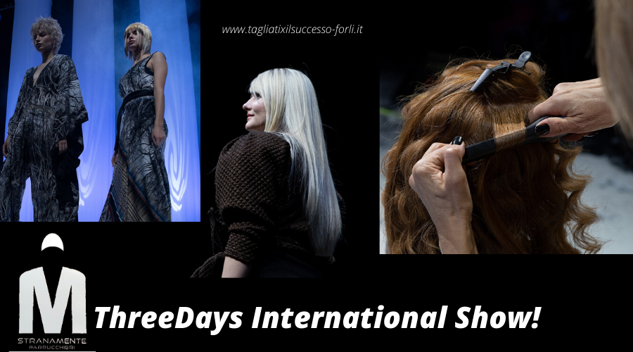 ThreeDays International Show, la nostra esperienza!